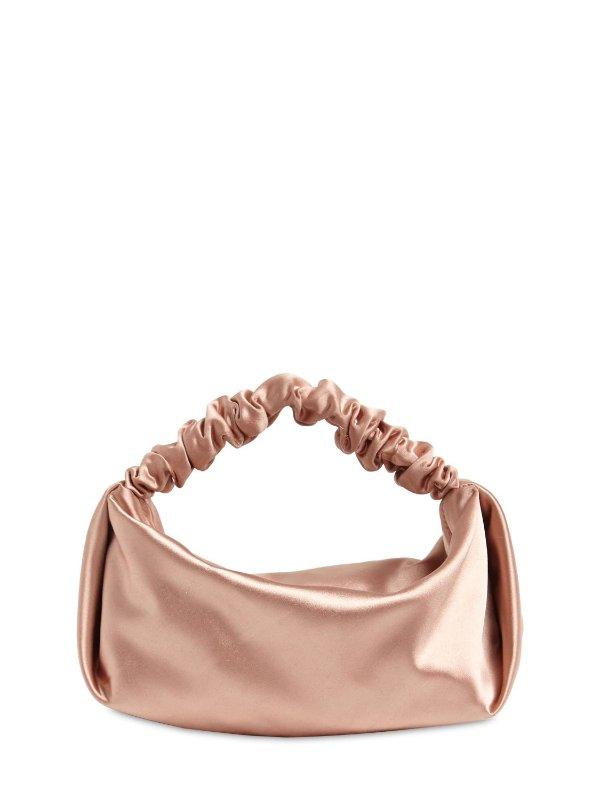 丝绸手提包