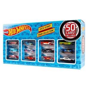 $29.97Hot Wheels 经典50辆小汽车礼盒装
