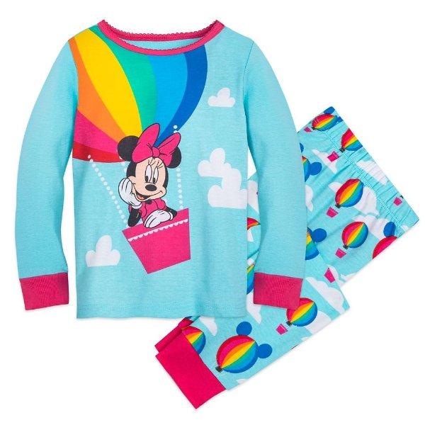 Minnie Mouse 女童睡衣套装