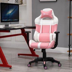4折起+额外9折+免邮独家:时尚电脑桌办公椅限时热卖 电竞椅$143.99