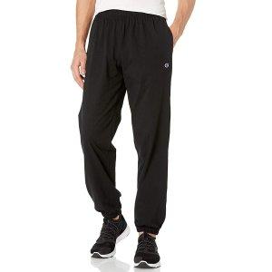 $26.65(原价$35.36)Champion 男款小logo运动裤 M&L码 宽松版型 修饰腿型缺陷