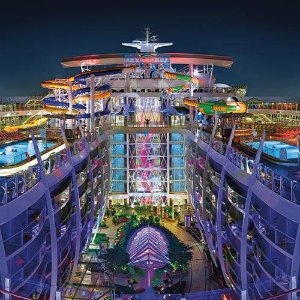 $369起  送高达$300船上消费额度7晚加勒比邮轮 皇家加勒比邮轮明星船承运
