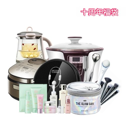 Mijeong Park、养生厨具、ReFa、HABA护肤等