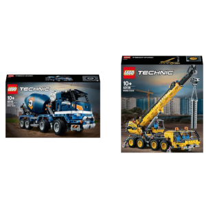 LEGO Technic Construction Bundle