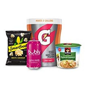 低至六五折Amazon 精选多款零食、素食面、麦片、鸡汤等热卖