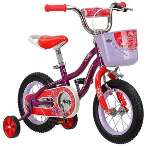 4e5b26ce573 SchwinnElm Girl's Bike, Featuring SmartStart Frame to Fit Your Child's  Proportions, Some Sizes Include