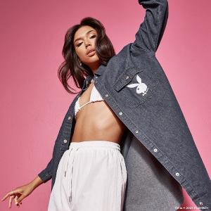 低至3折+独家9折Missguided 夏季大促 Playboy系列上新 卫衣裙$18