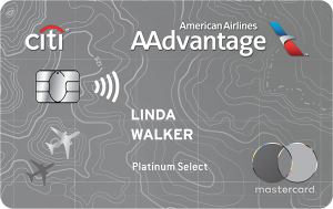Earn 50,000 bonus miles after qualifying purchaseCiti® / AAdvantage® Platinum Select® World Elite™ Mastercard®