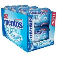 Mentos 无糖薄荷夹心口香糖 6盒