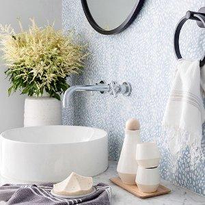 只需5步轻松升级盥洗环境美国好物推荐 - 我们不用很麻烦很累就可以打造奢华浴室