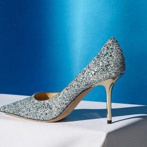 6折起 亮片高跟$400+Jimmy Choo 戴妃御用美鞋特卖 上脚就是小仙女