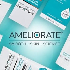 全场7.5折+满额好礼独家:Ameliorate 身体护理热卖 新款头皮护理系列快来体验尝鲜价