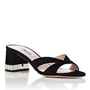 7ca4dd00ea1 Miu Miu Shoes Sale   Barneys New York Up To 40% Off - Dealmoon