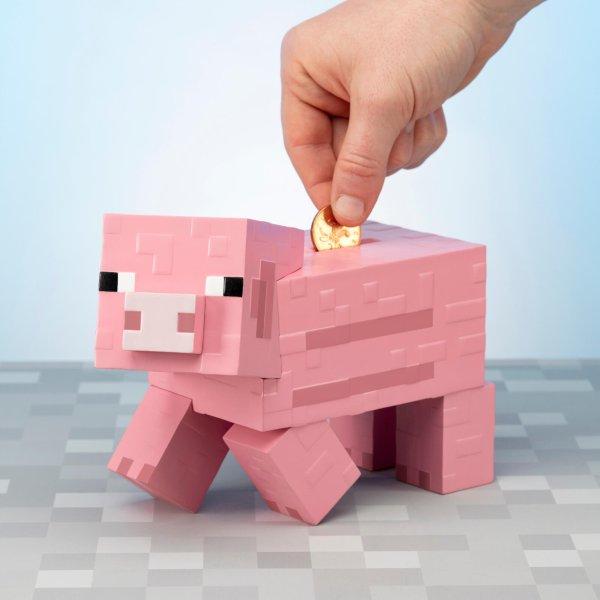 Minecraft Pig 存钱罐