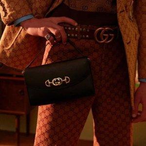 低至7折 毛拖€529收Gucci 爆款热卖 酒神包、穆勒鞋、小白鞋、卫衣等都有
