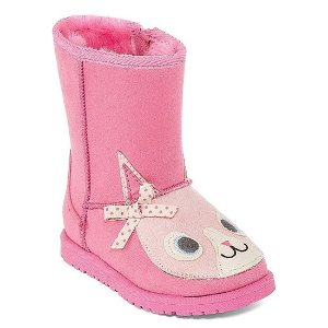 b3771cd950e6 Buy One Get Two FreeOkie Dokie Girls Bing Winter Pull-on Boots