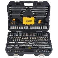 Dewalt 五金工具组合箱,168件套
