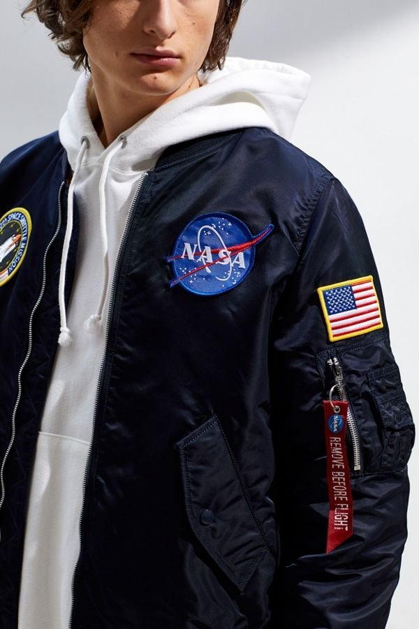 Alpha Industries L-2B NASA 飞行员夹克