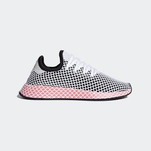 Adidas低至5折+额外67折Deerupt跑鞋