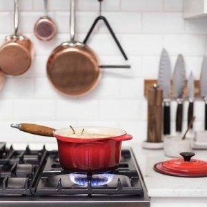 低至6折 品质生活全靠它THE HUT 精选家居厨具热卖 Le Creuset、S'well 等品牌