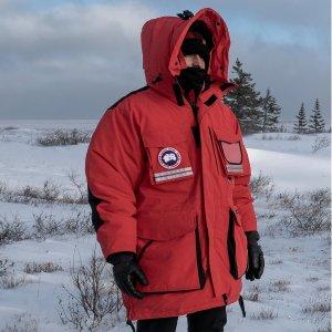 无门槛8.5折 收Expedition款Canada Goose 羽绒服专场 羽绒背心$398 厚款羽绒服$526起