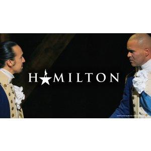 £7.99/月无限看汉密尔顿