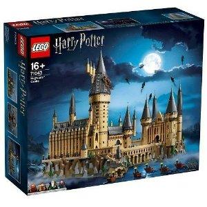 LEGO HARRY POTTER 霍格沃茨城堡