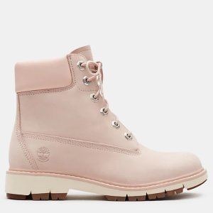 Timberland女士粉色款