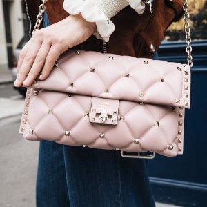 低至6折Valentino 美包、美鞋等热卖