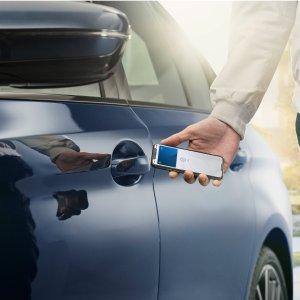 BMW 5系首发支持