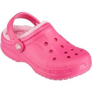 $5Crocs Kids' Winter Clogs