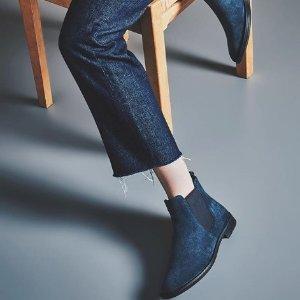 上新,低至3折,$69收踝靴Ecco 爱步官网 品质鞋履特卖,舒适好穿有气质