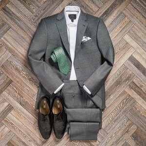 $89(Org:$498)Executive Collection Tropical Blend Tailored Fit Suit @ Jos. A. Bank