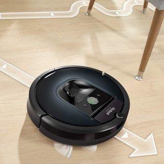 史低秒杀¥3282iRobot Roomba 981 智能扫地机器人 APP控制