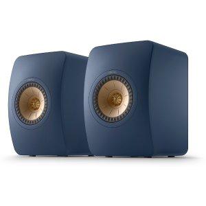 KEFKEF LS50 Meta (Royal Blue) Bookshelf speakers at Crutchfield