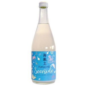 海风土纯米气泡清酒 720ml