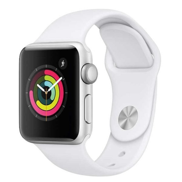 Apple Watch Series 3 GPS, 38mm版 智能手表