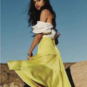 低至2折 复古风上衣、连衣裙$29收Intermix 美衣热卖 夏日美衣、美裙缤纷来袭