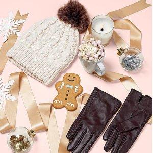 低至5折 萌宠盛装过圣诞Accessorize英国官网折扣区圣诞大促 家居小饰品萌翻了