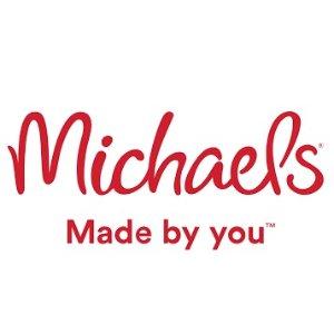 低至3折Michaels 手工用品、家居装饰、烘焙用品清仓热卖