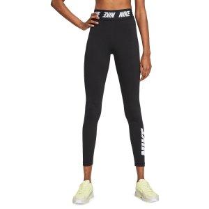 Nike超好穿高腰棉混打底裤