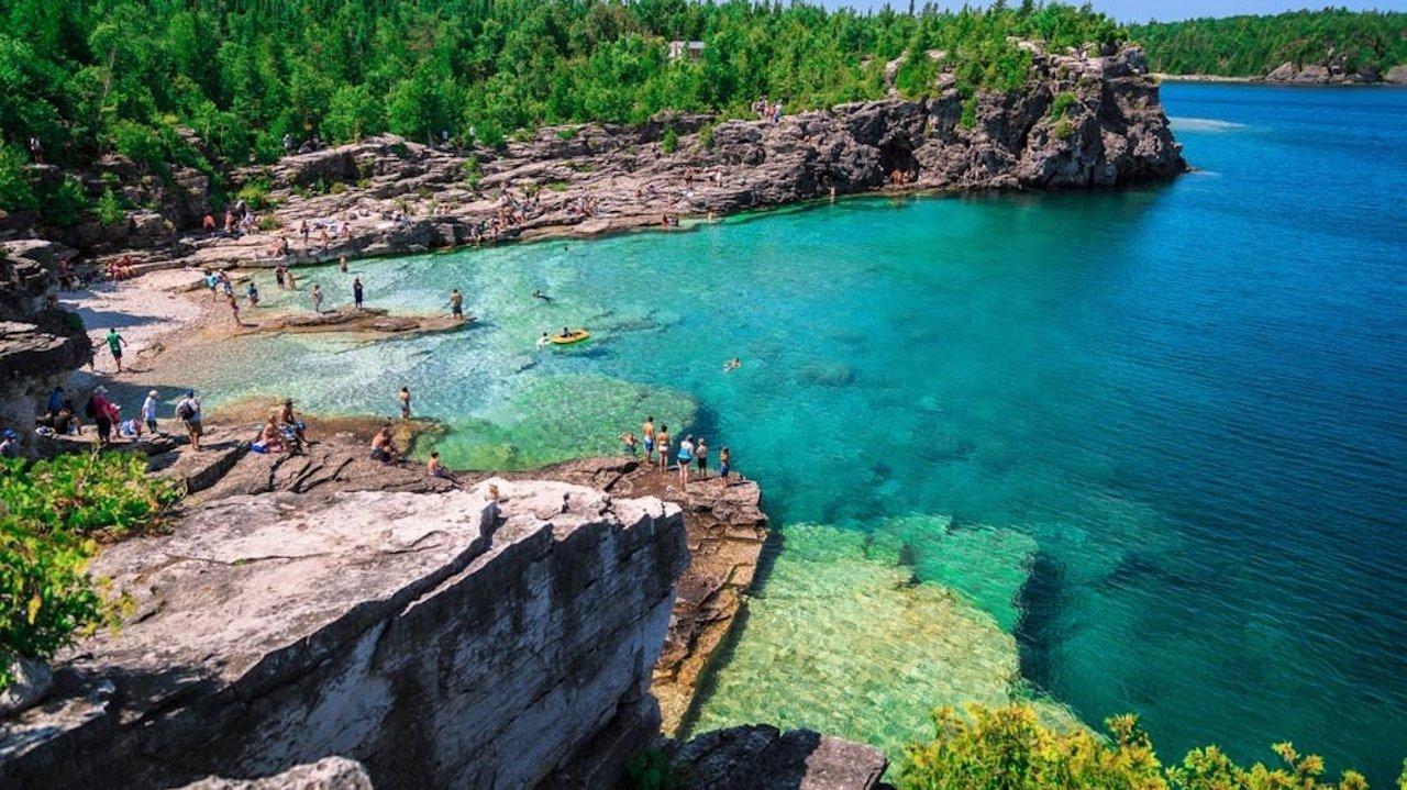 布鲁斯半岛+花瓶岛旅游攻略:三大景点+餐饮、住宿介绍(多图)