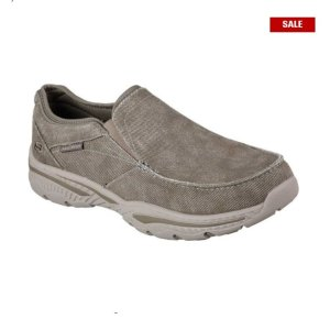 Shoes.com Skechers Relaxed Fit Creston Moseco Men's Slip-on Shoes (various colors)