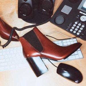 4.6折起+限时免邮Steve Madden 精致鞋履 $49.99收Gucci平替款乐福鞋