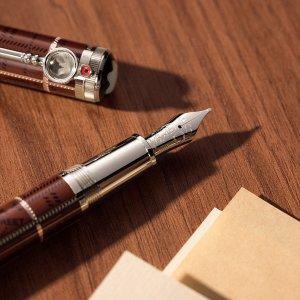 收大班系列、限量版Mont Blanc官网 殿堂级钢笔 极致完美 顶尖大师品质
