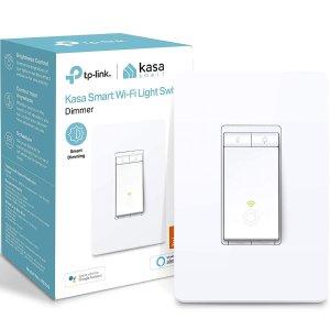 $19.99 (原价$29.99)TP-Link Kasa HS220 智能调光开关