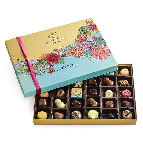 春季什锦巧克力32颗礼盒