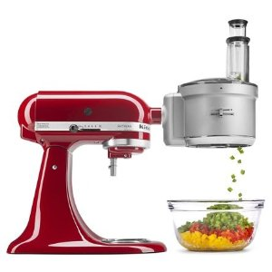 KitchenAidOther Food Processor with Commercial Style Dicing Kit KSM2FPA | KitchenAid