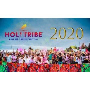 grouponHoli Tribe Festival 2020 Melbourne