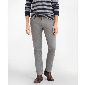 Brooks Brothers买2条享7.5折牛仔裤